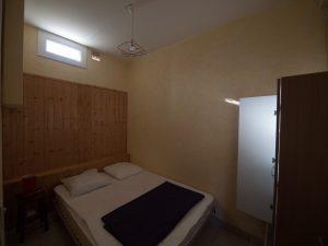 Gîte 2-4 personnes, vue sur chambre (sans ouverture)