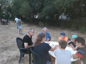 Jeux à disposition des vacanciers